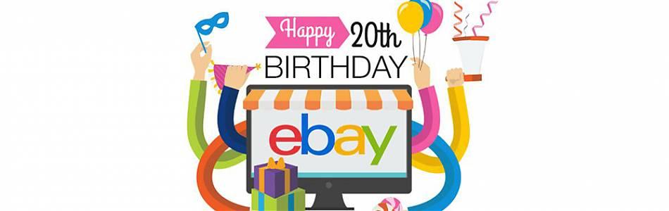 Happy 20th Birthday eBay! | Digital Marketing Magazine